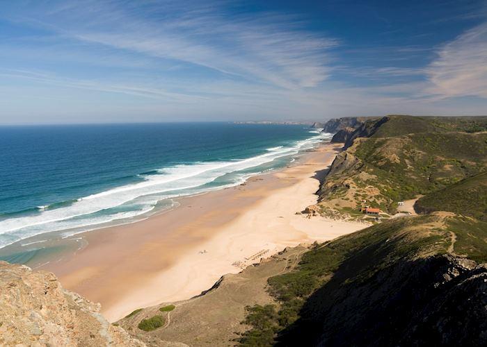 Coastline, western Algarve