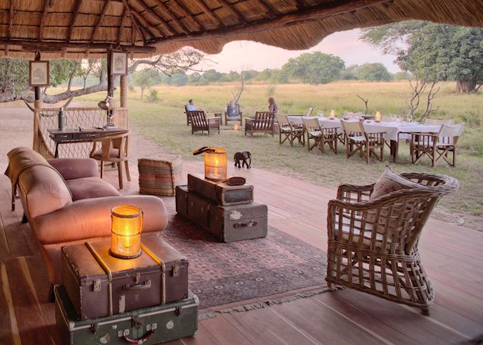 Luwi Bushcamp, South Luangwa National Park
