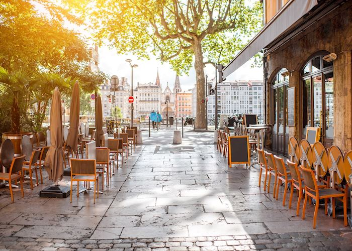 Cafe, Lyon