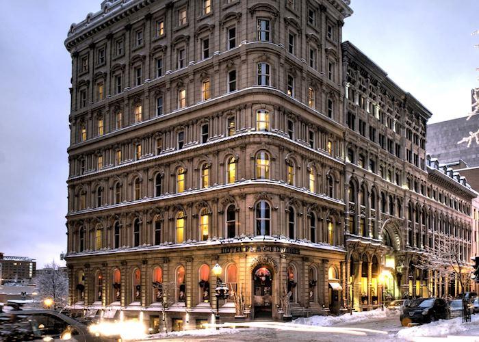 Le Place D'Armes Hotel & Suites, Montréal