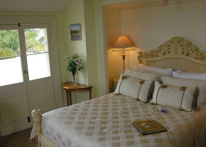 Waitemata room, Peace & Plenty Inn, Devonport, Auckland