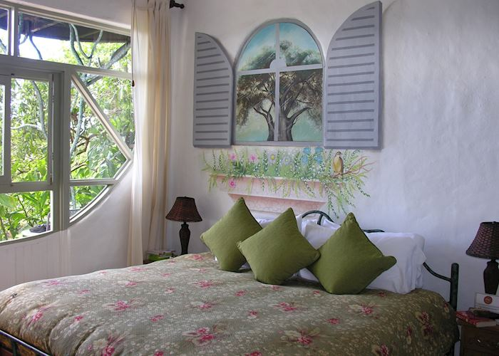 Junior suite, Finca Rosa Blanca