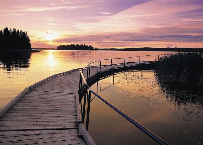 Living Waters Boardwalk, Elk Island National Park