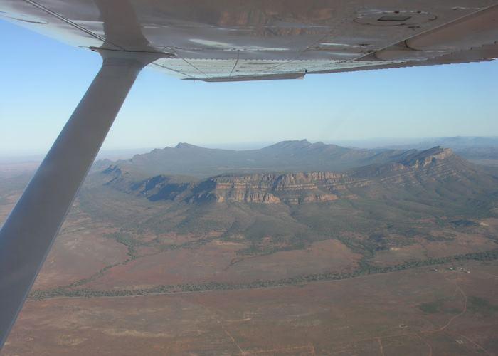 Wilpena Pound, Flinders Ranges, Australia