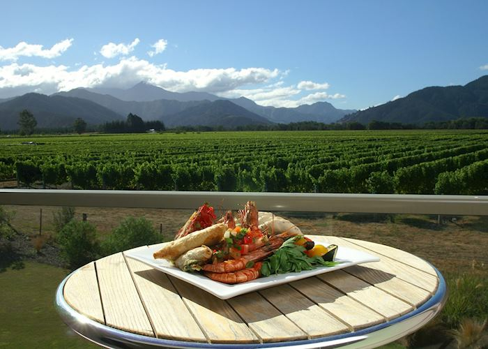 Marlborough Vintners Hotel, Blenheim & The Winelands