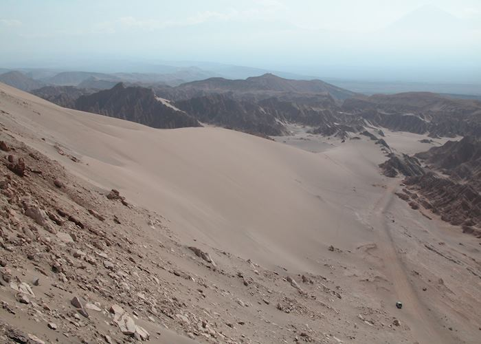 The Atacama Desert, Chile