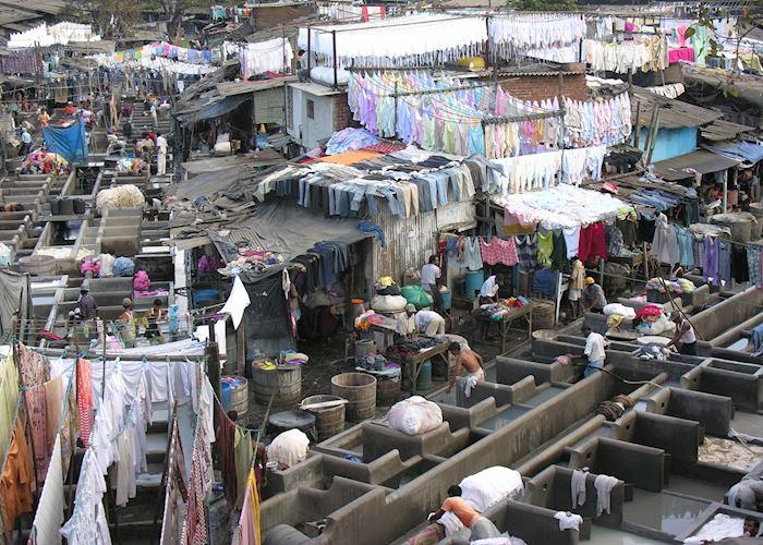 Dhobi-wallahs, Mumbai