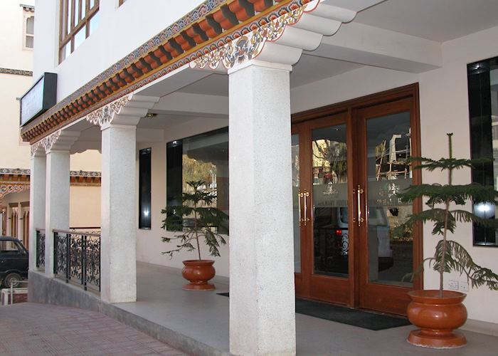 Jumolhari Hotel, Thimpu
