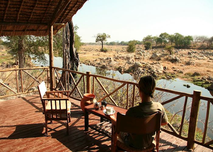 Ruaha River Lodge, Ruaha National Park