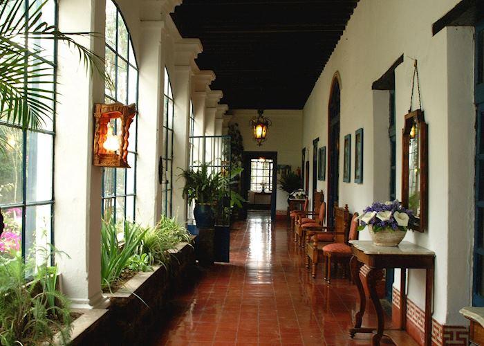 Hacienda Pinsaqui, Ecuador