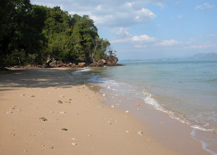 Beach; Koh Yao Island Resort, Koh Yao