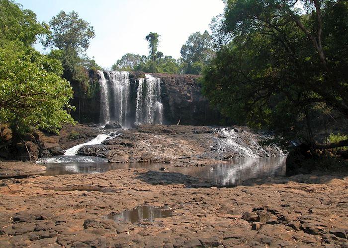 Bou Sraa Waterfalls, Sen Monorom