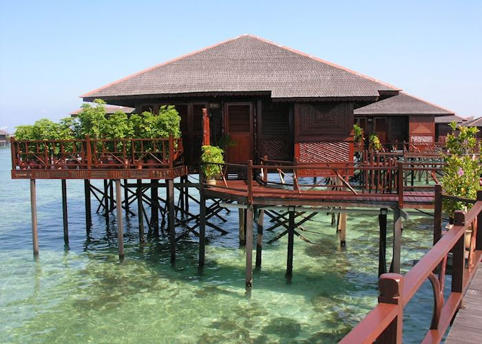 Junior Cottage, Sipadan Water Village, Sipadan-Mabul