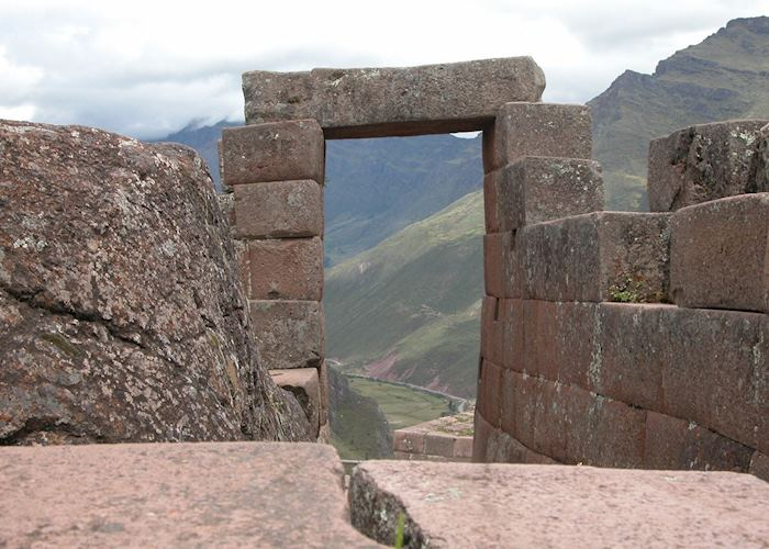 Pisac ruins, Sacred Valley