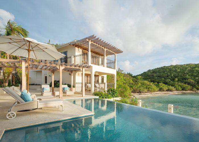 Rock Cottage pool, Blue Waters Resort, Antigua
