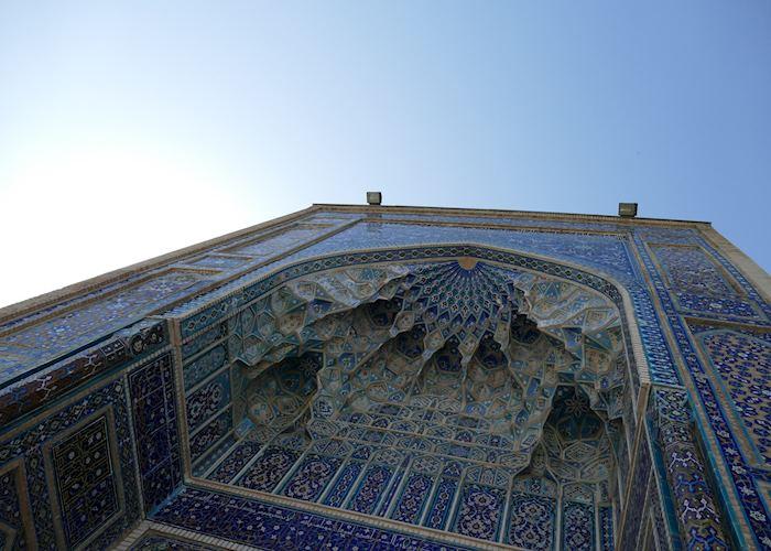 Timur's Mausoleum, Samarkand