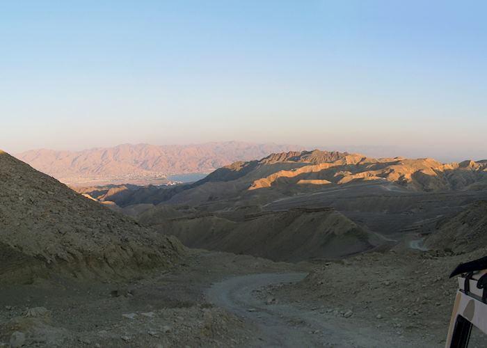Eilat Desert, Israel
