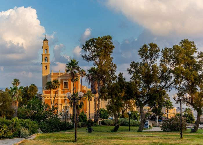 Saint-Peter's Church, Jaffa