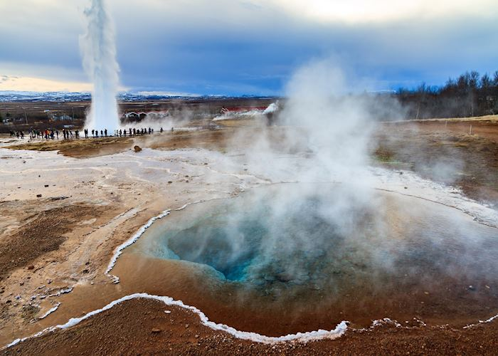 Geysir Geothermal Area, Golden Circle