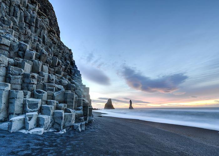 Reynisfjara, south Iceland