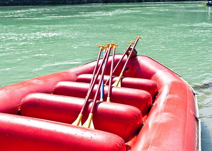 River rafting, Varmahlíð