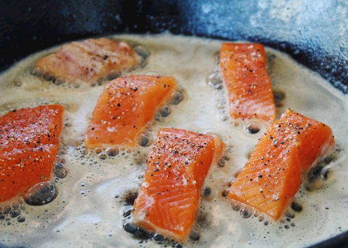 Icelandic cooking class