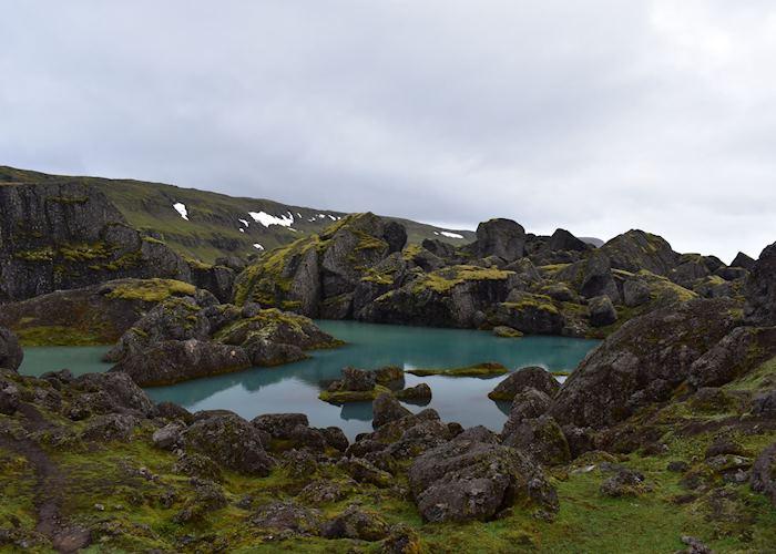 Stórurð, East Iceland