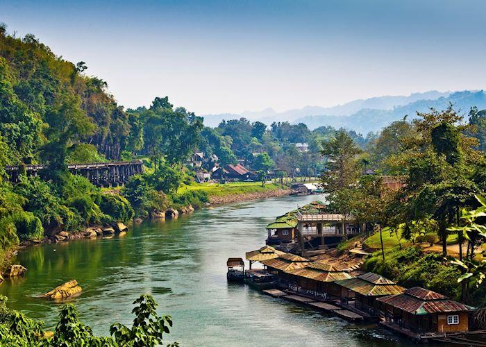 River Kwai, Kanchanaburi