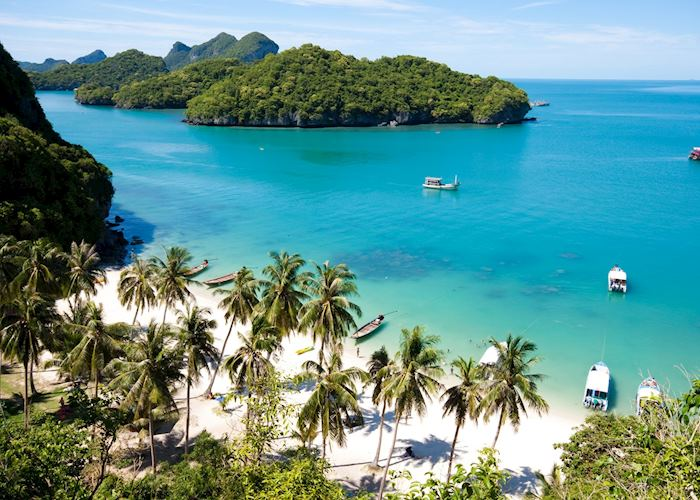 Angthong National Marine Park, Gulf of Thailand