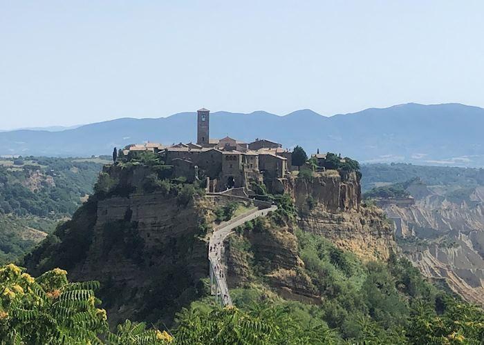 Bagnoreggio, Umbria