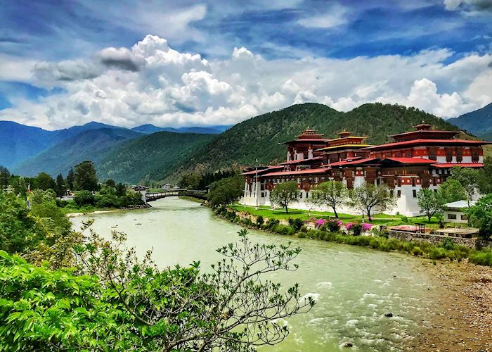Punakha, Bhutan