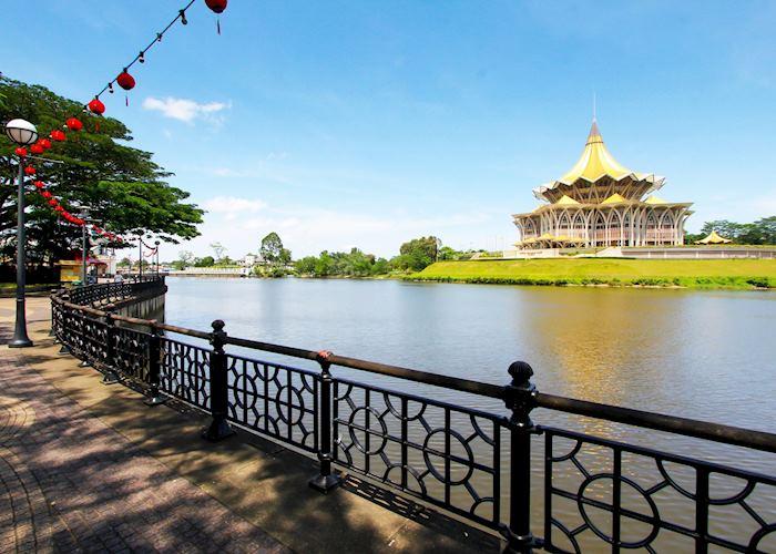 Kuching, Borneo