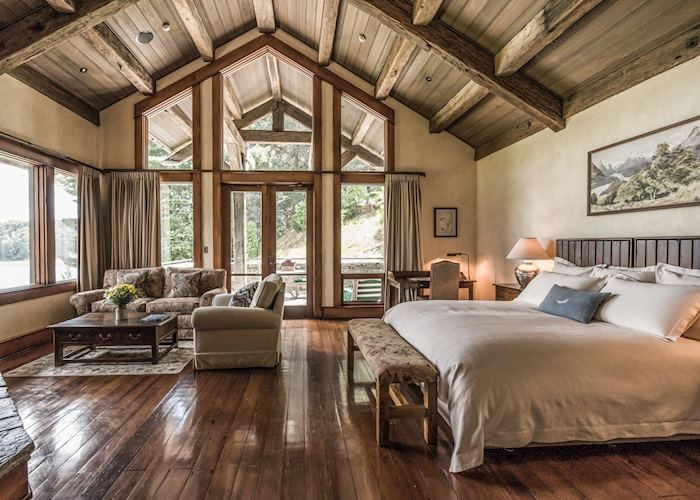Lodge Suite at Blanket Bay Lodge
