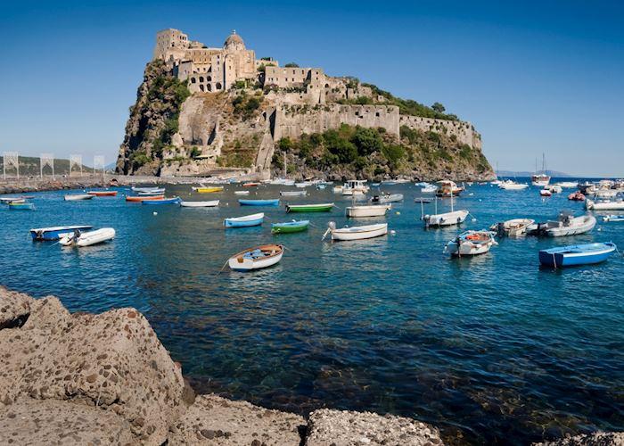 Castle Aragonese, Ischia