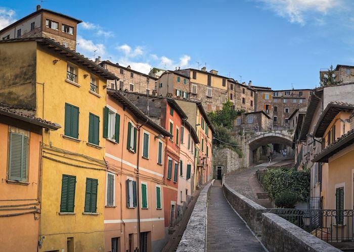 Roman aqueduct, Perugia