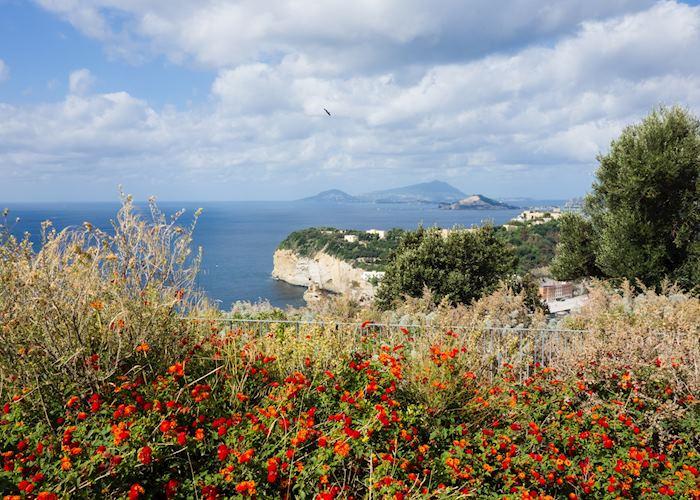 Views over Forio, Ischia