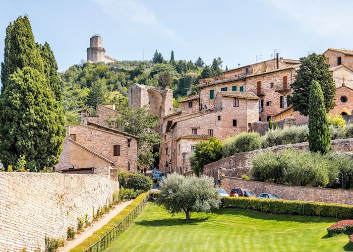 Gardens of St Francis, Assisi