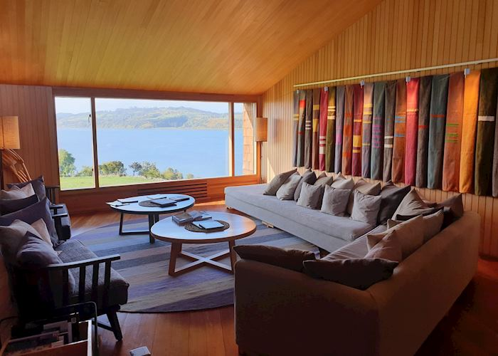 Tierra Chiloé Lounge Space