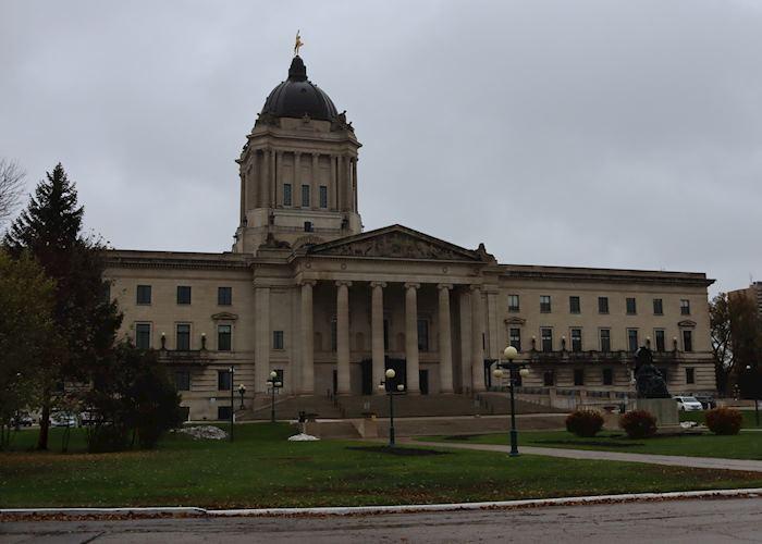 Legislative Building, Winnipeg
