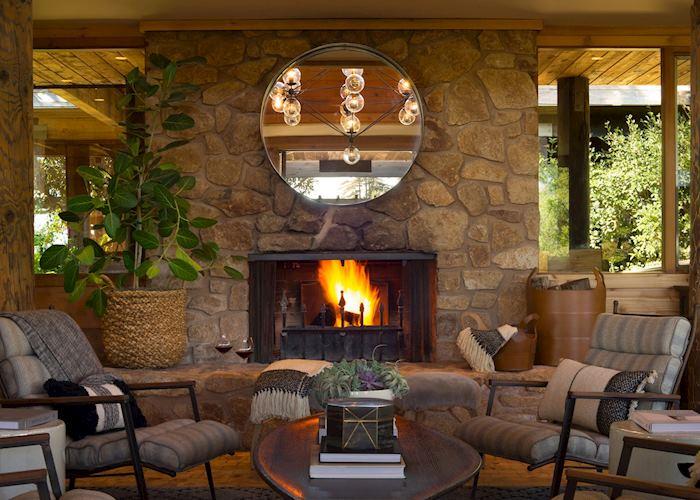 Ventana Big Sur - Social House - Living Room