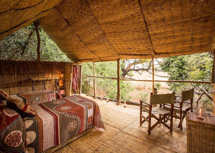 Chikoko Tree Camp, South Luangwa National Park