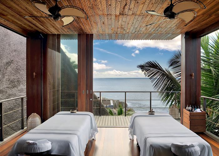 Spa at Six Senses Zil Pasyon, Felicite Private Island