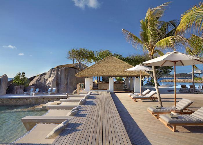 Koko Bar, Six Senses Zil Pasyon, Felicite Private Island