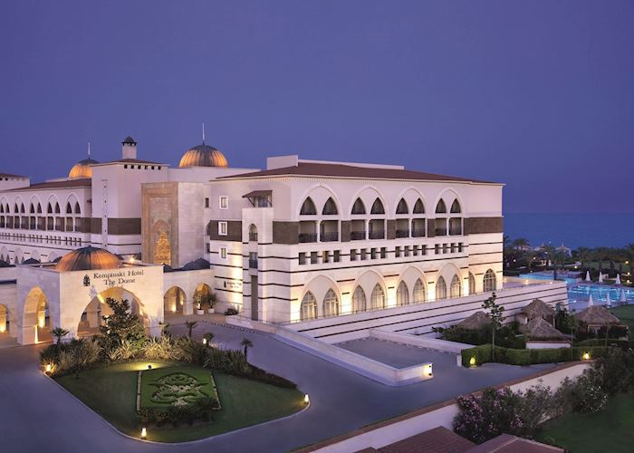 Kempinski Hotel The Dome, Antalya