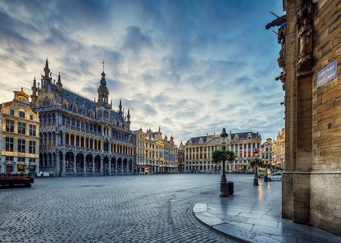 Grand Place Square, Brussels