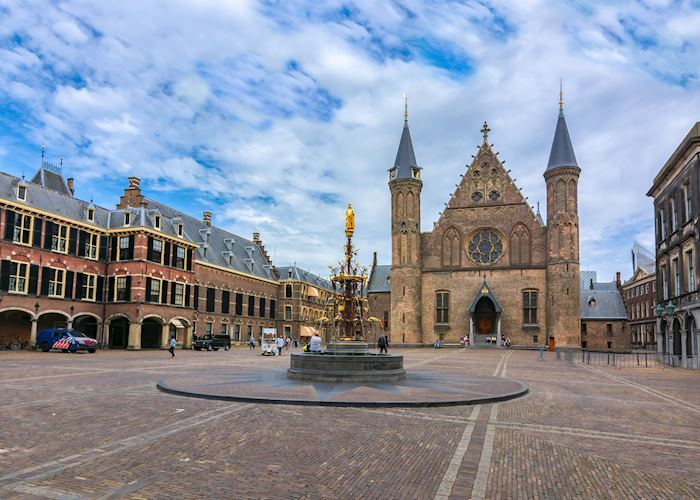 Binnenhof (Dutch Parliament), The Hague