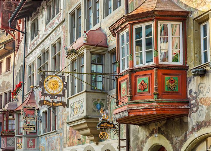 Stein am Rhein, Zurich