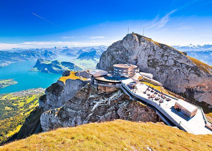 Mt Pilatus excursion, Lucerne