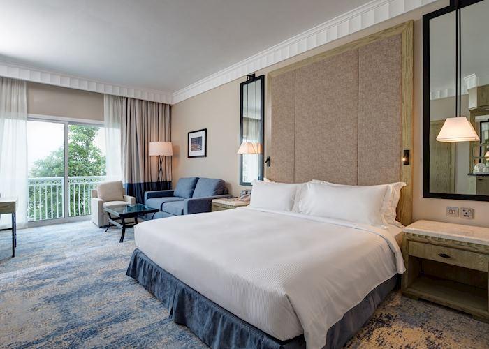Superior mountain view room, Salalah Hilton Resort
