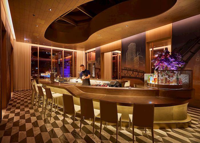 The Peninsula Chicago - Z Bar Interior